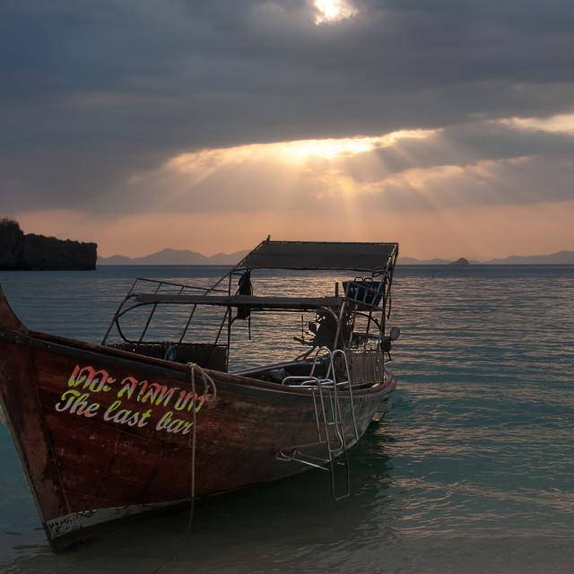 """""""Thai Bliss"""" stock image"""