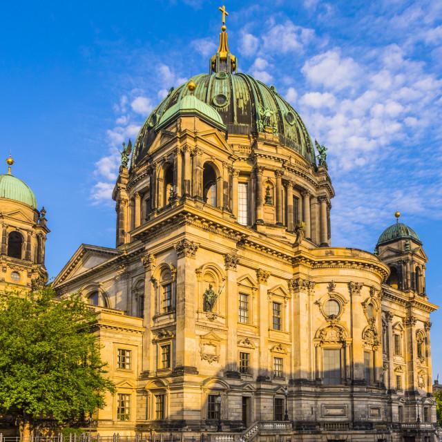 """Berliner Dom (Berlin Cathedral), Berlin, Germany, Europe"" stock image"