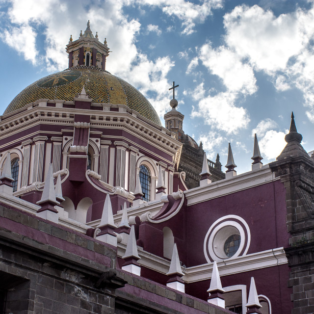 """Puebla"" stock image"
