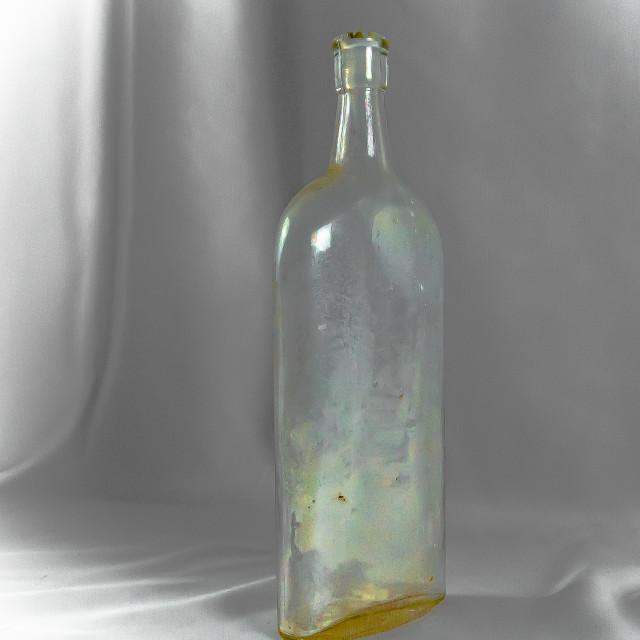 """""""Still Life Bottle"""" stock image"""