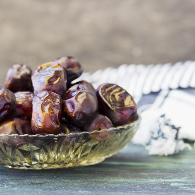 """""""Dried date palm fruits"""" stock image"""