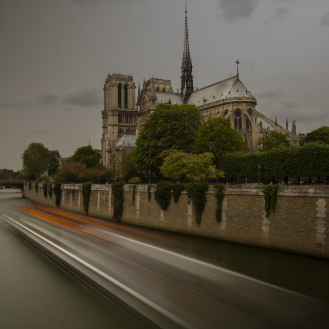 """Notre Dame"" stock image"