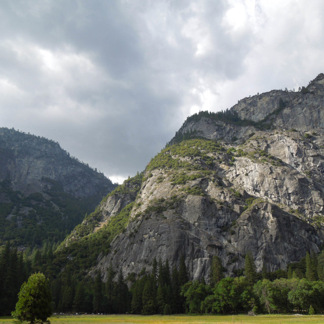 """Yosemite"" stock image"