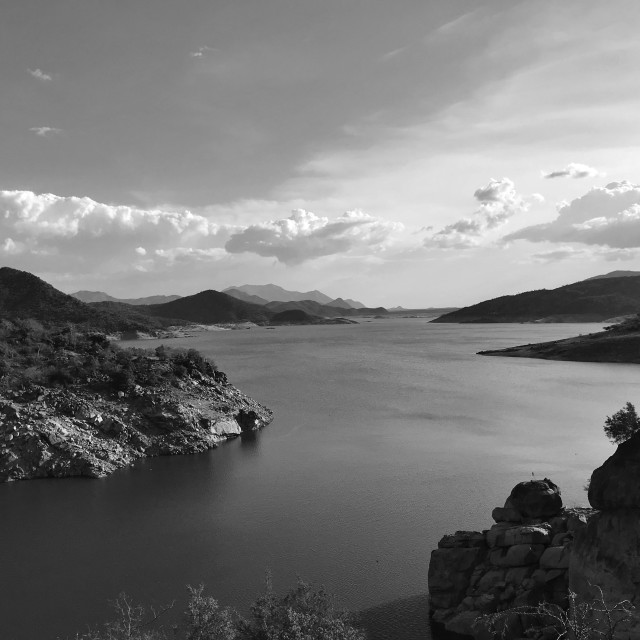 """Turkwel Dam"" stock image"
