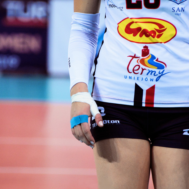"""""""Volleyball Player"""" stock image"""
