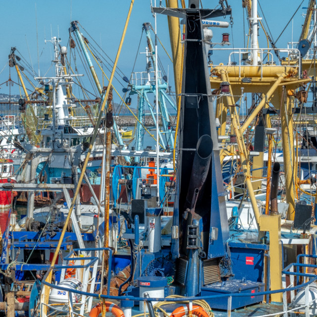 """Brixham"" stock image"