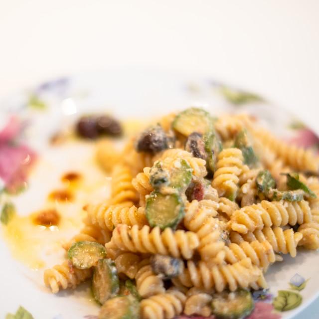 """Italian Pasta"" stock image"