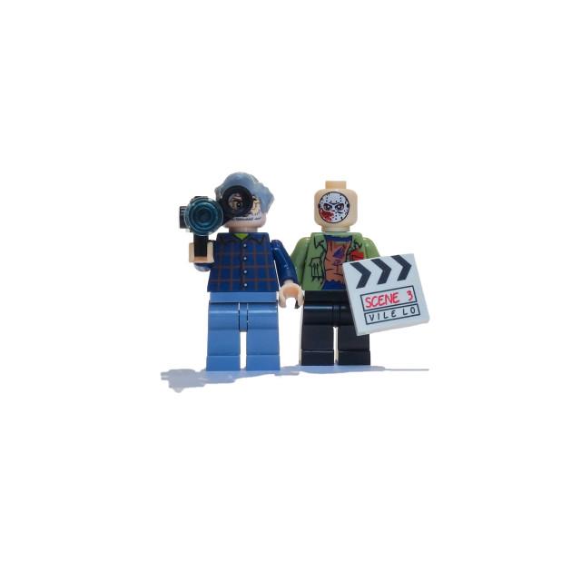 """Indie filmmakers"" stock image"