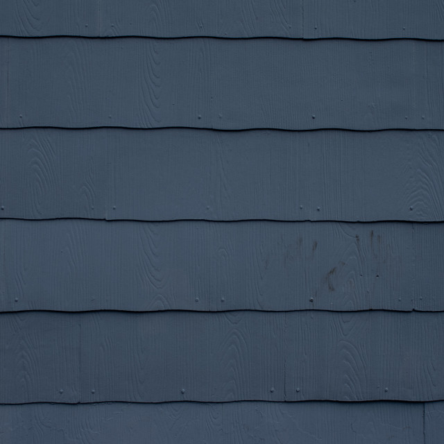 """Blue Siding Background"" stock image"