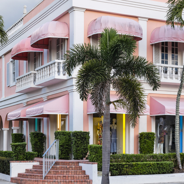 """Marissa Collection store, Naples, Florida,"" stock image"