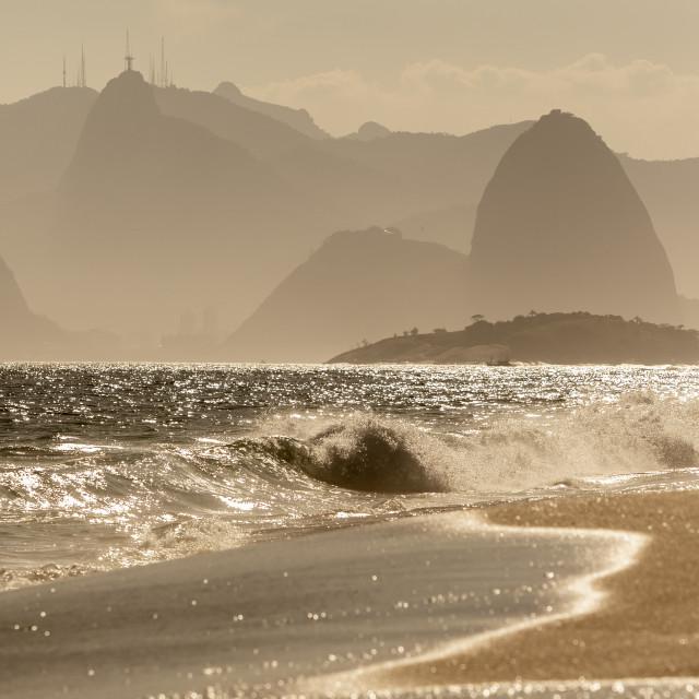 """""""Rio landscape"""" stock image"""