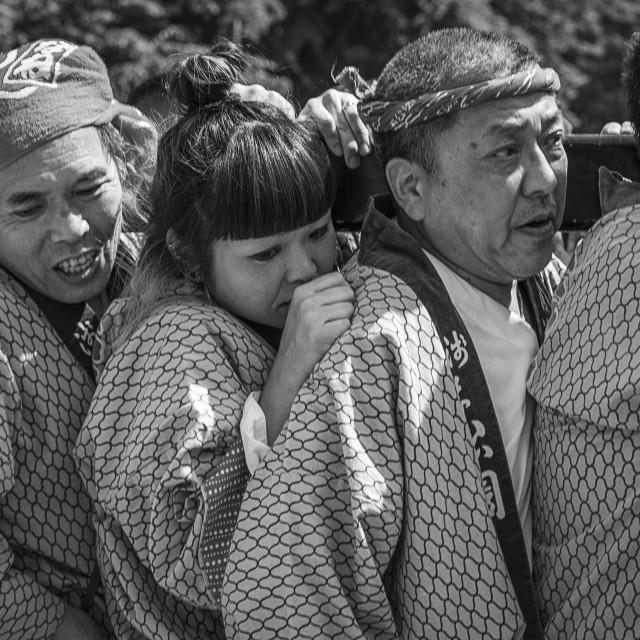 """Matsuri Festival"" stock image"
