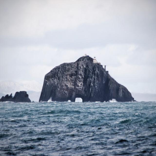 """Bull Rock | Ireland"" stock image"