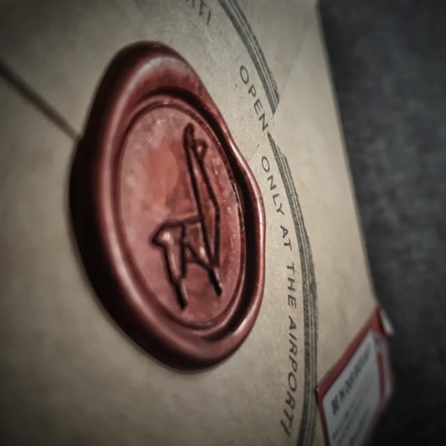 """AnyWhr Letter"" stock image"