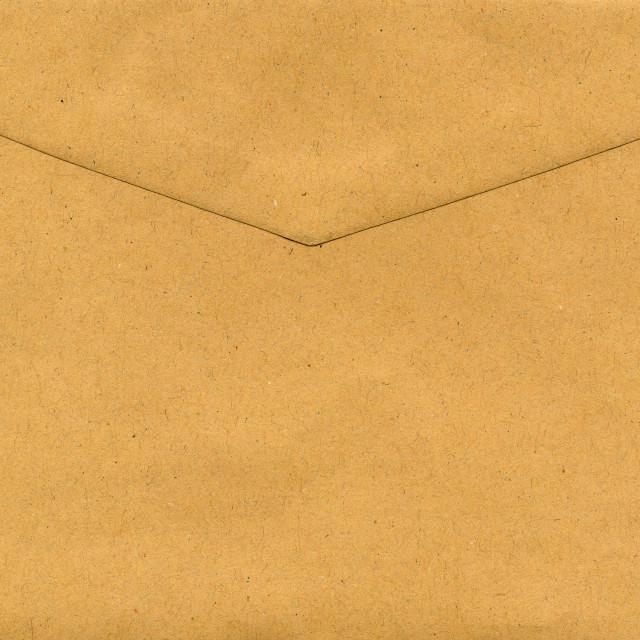 """brown mail letter envelope"" stock image"
