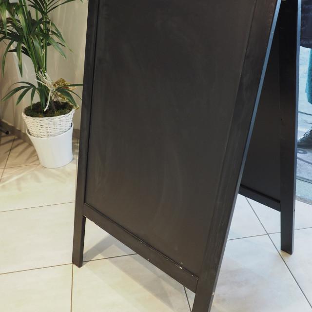 """restaurant menu blackboard"" stock image"