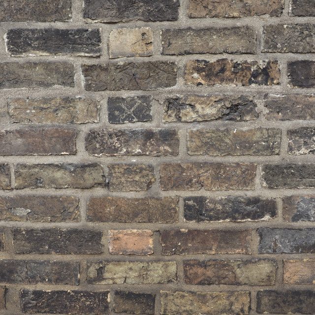 """""""red brick wall background"""" stock image"""