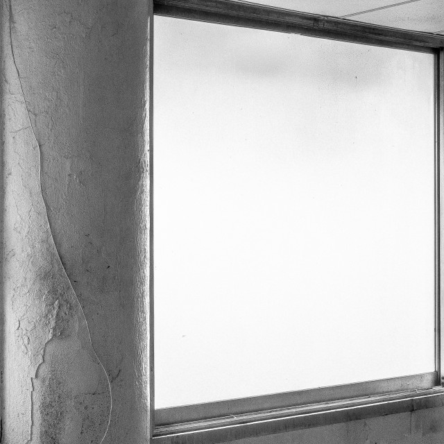 """White window"" stock image"