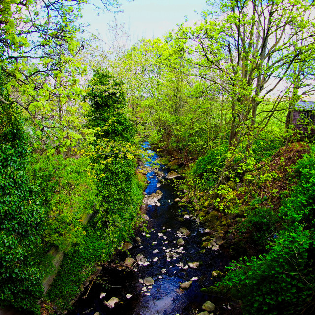 """""""River Durn"""" stock image"""