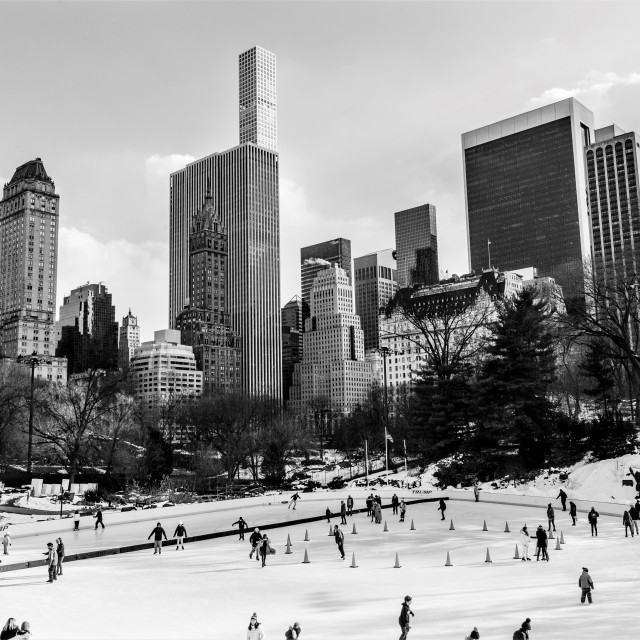"""Central Park, NYC"" stock image"