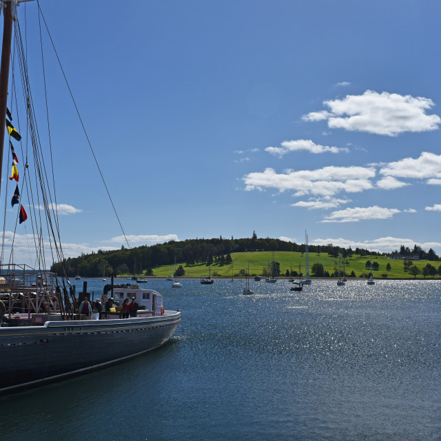"""Lunenburg"" stock image"