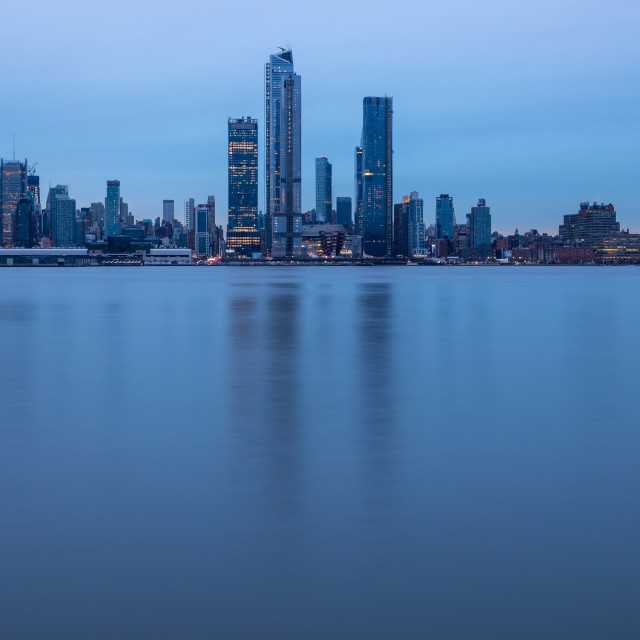 """New York City Manhattan Midtown Panorama 