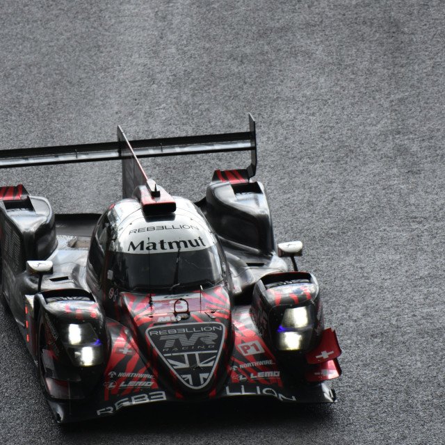 """FIA World Endurance Championship - 6 Hours of Spa 2019"" stock image"