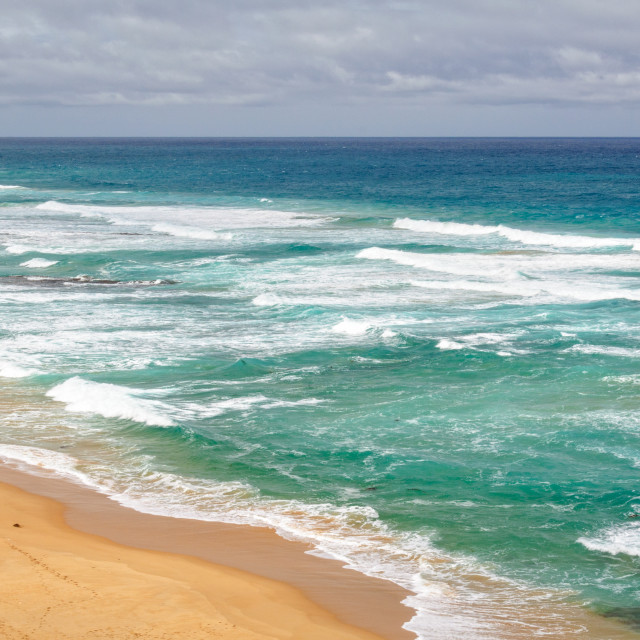 """""""Gibson Steps Beach - Port Campbell"""" stock image"""