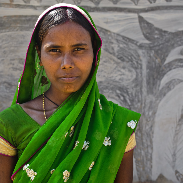 """Khovar art ( India)"" stock image"