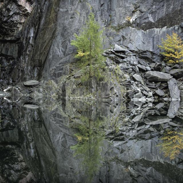 """Skull Cave"" stock image"