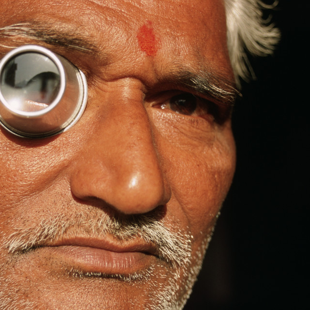 """Watchmaker ( India)"" stock image"
