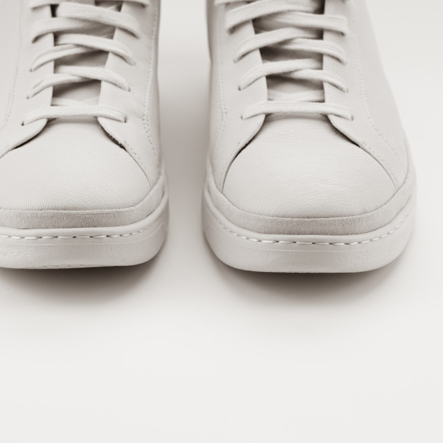 """pair of sneakers - objecs and shapes"" stock image"