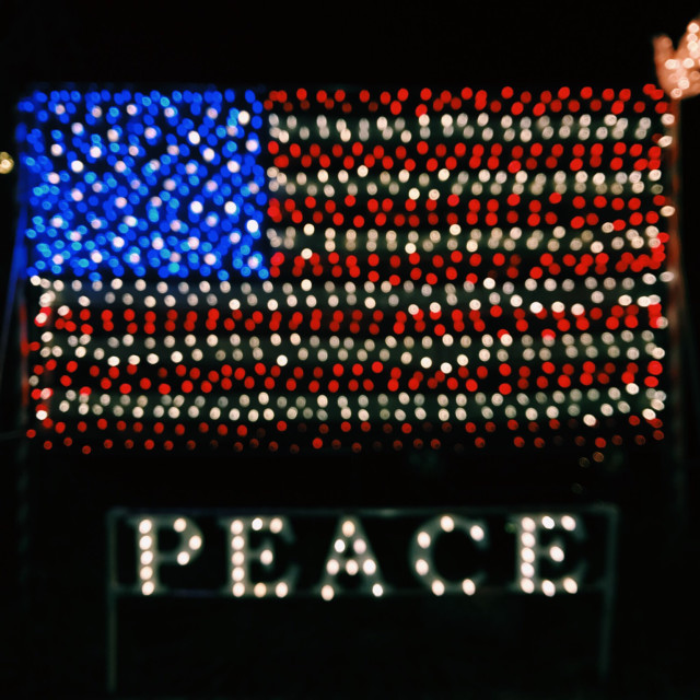 """Peace Please"" stock image"