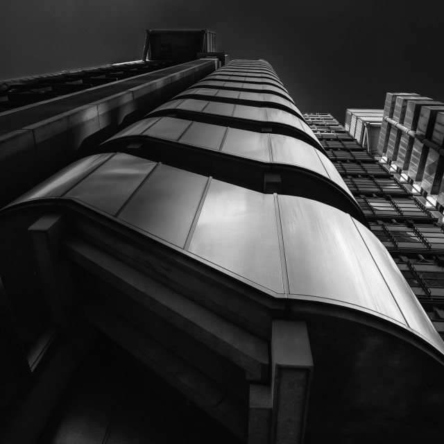 """Lloyds Building London Architecture"" stock image"