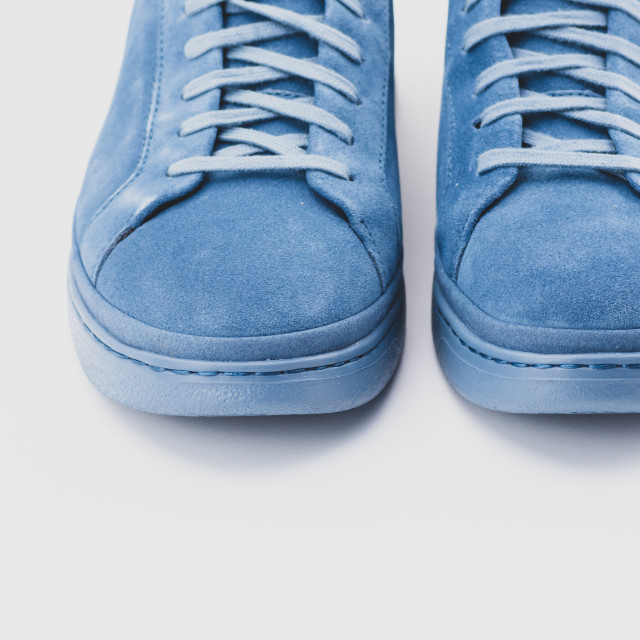 """""""pair of sneakers - objecs and shapes"""" stock image"""