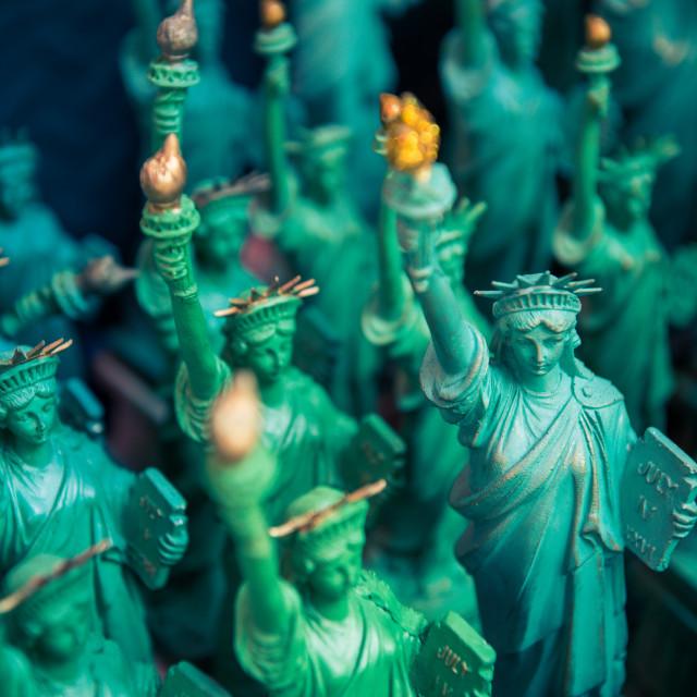 """""""Liberty Ladies"""" stock image"""