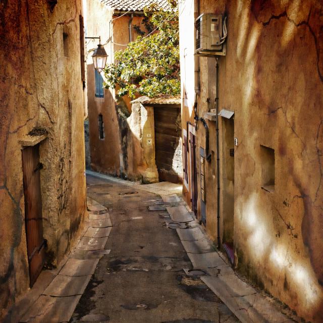 """Vendres, France"" stock image"