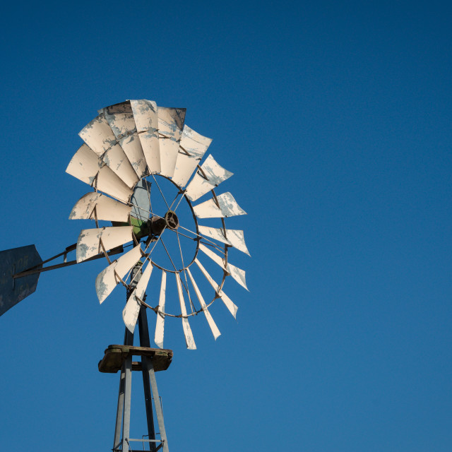 """Old Windmill"" stock image"