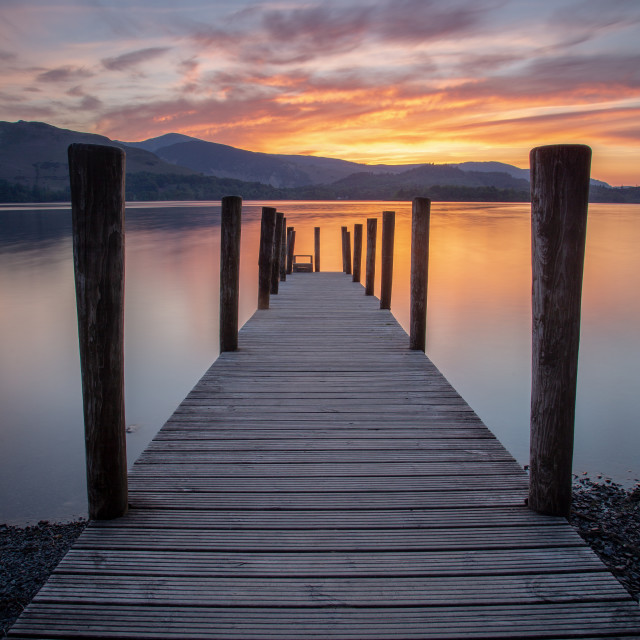 """""""Without Pier"""" stock image"""