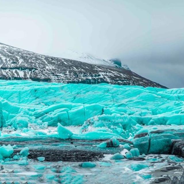 """Iceland Panoramic"" stock image"