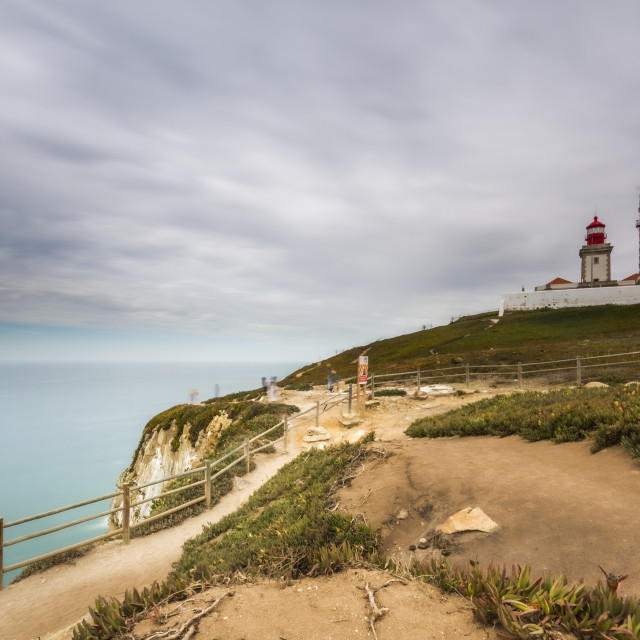 """""""the lighthouse"""" stock image"""
