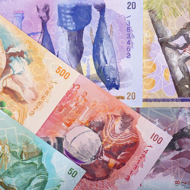 """Maldivian Rufiyaa a background"" stock image"
