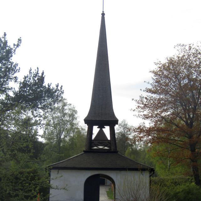"""""""Sundsvall church"""" stock image"""