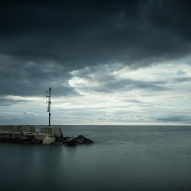 """Mola Di Bari"" stock image"