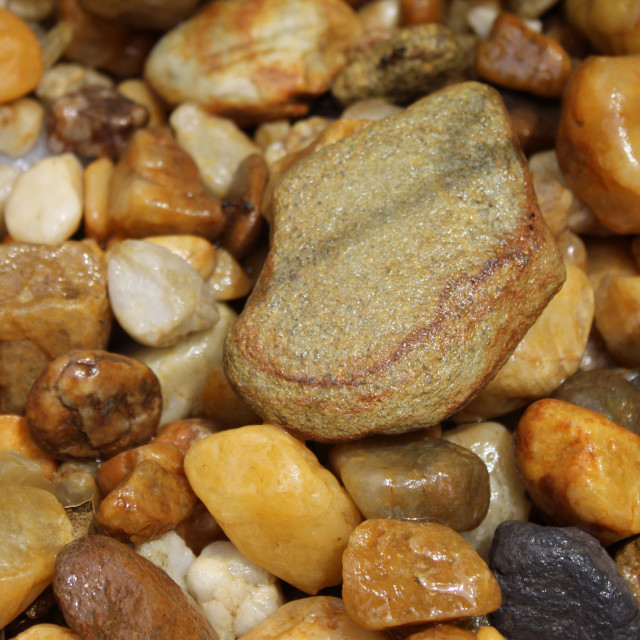 """river rock"" stock image"