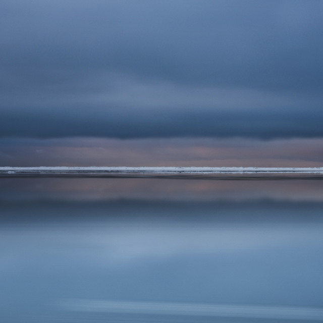 """""""Dawn colours abstract"""" stock image"""