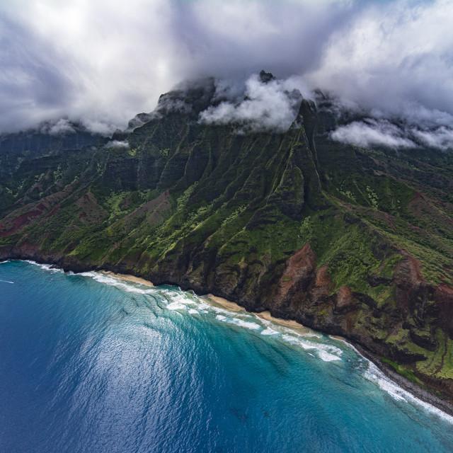 """Approaching Paradise"" stock image"