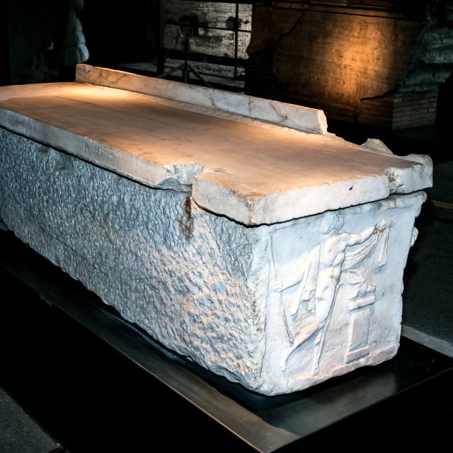 """""""Vatican Artefacts"""" stock image"""