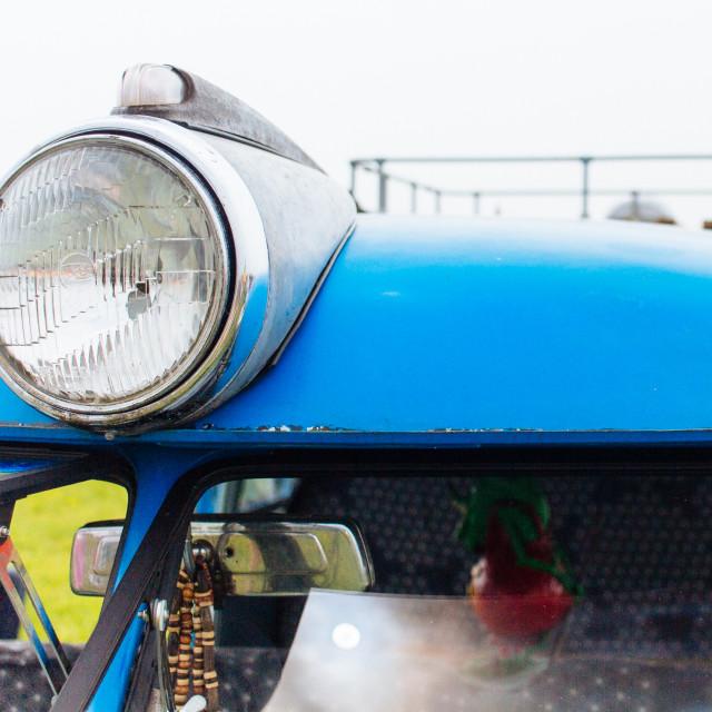 """""""VW Split Screen"""" stock image"""