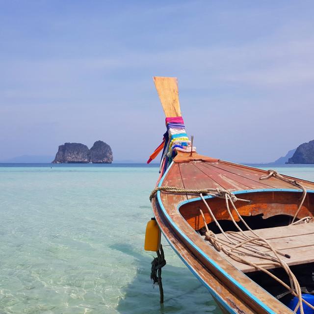 """Koh Ngai, Thailand"" stock image"